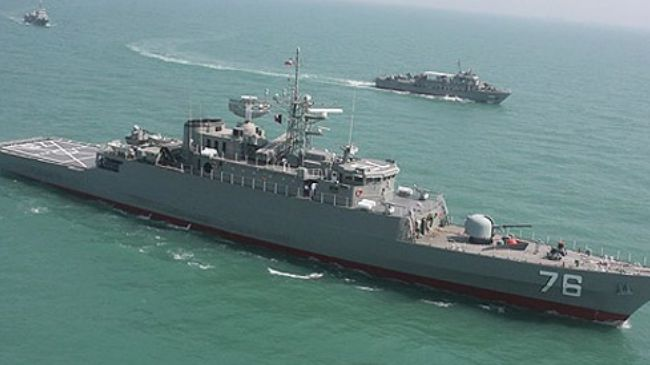 Iranian Warships Thwart Pirate Attack