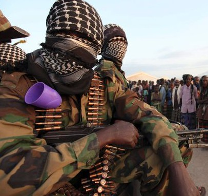 Fighting al Shabaab