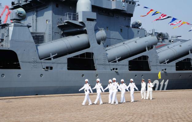 China's Military Moment