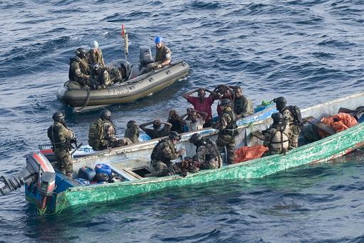Gulf of Aden, Atalante-EU Patrols Make Gains Against Pirates