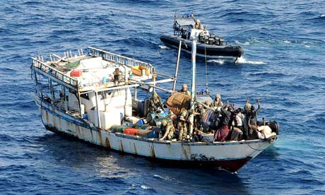 Child Pirates Returned to Somalia