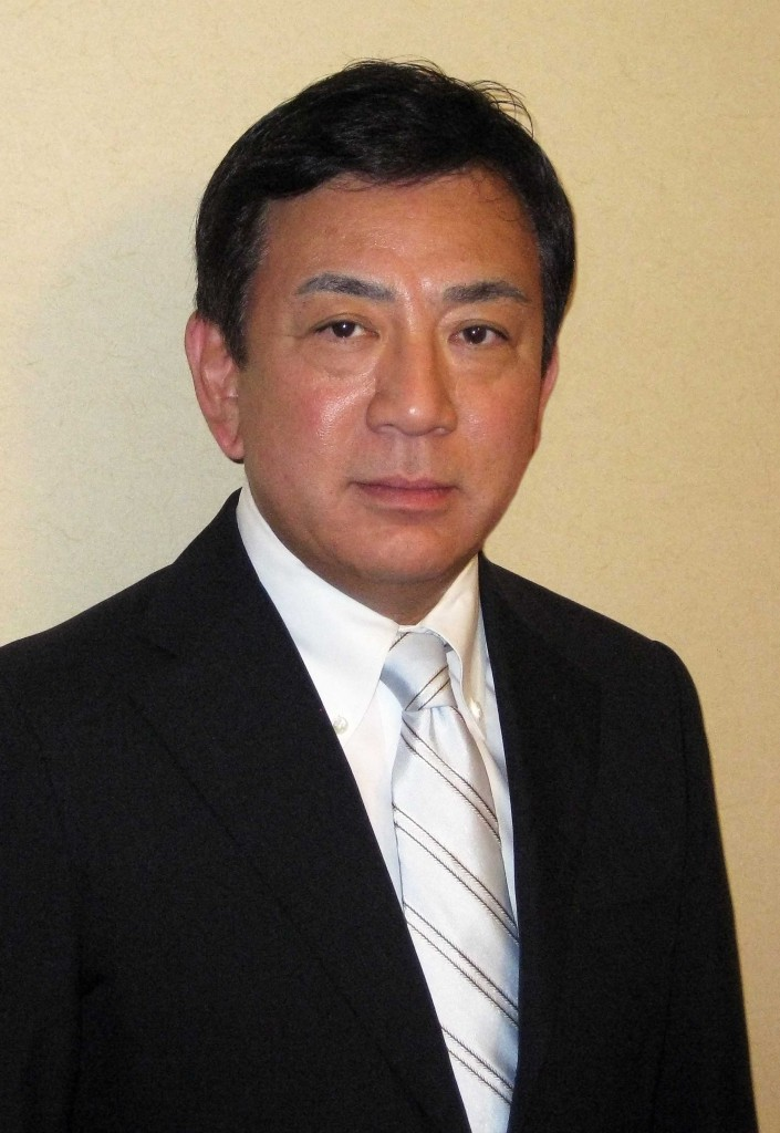 ICS Chairman Masamichi Morooka (low res)