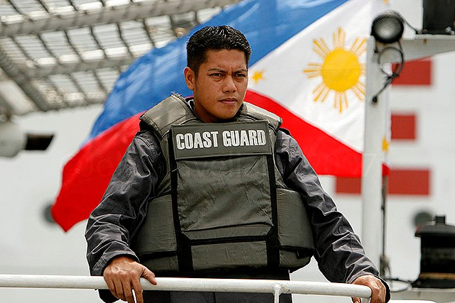 Crew Held in Philippines